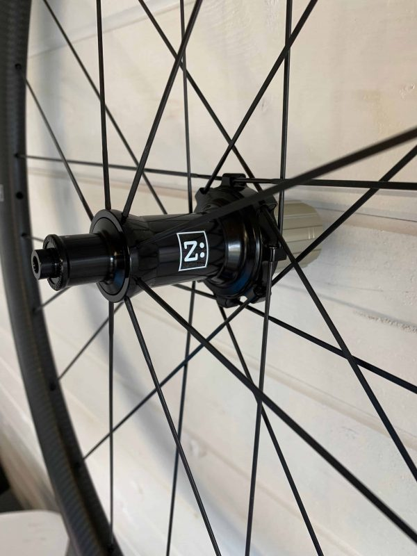 Zed Carbon Elite Rear Hub 2:1