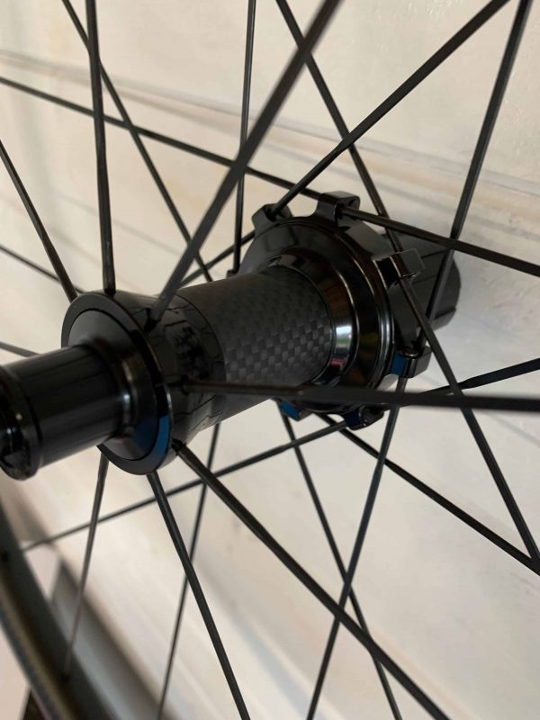 Zed XL Carbon Rear Hub